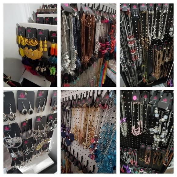 New!Paparazzi Mixed Jewelry Lot wholesale